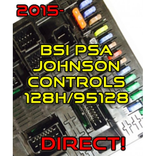 actualizacion programa n 354 bsi psa johnson controls. Black Bedroom Furniture Sets. Home Design Ideas