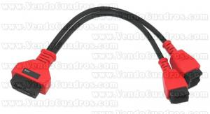 12+8 - 12/8 - CABLE PARA GATEWAY DE SEGURIDAD - ADAPTADOR - ENIGMATOOL ORIGINAL - ALFA ROMEO - CHRYSLER - DODGE - FIAT - JEEP